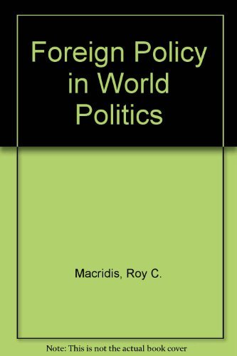 9780133264883: Foreign Policy in World Politics