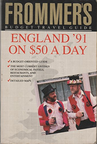 9780133267785: Frommers England on $50 A Day (Frommer's England from $... a Day)