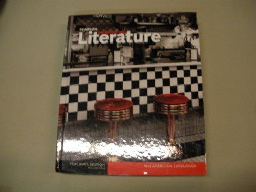 Pearson Common Core Literature The American Experience