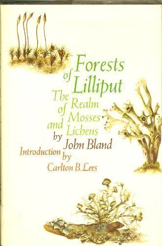 9780133268683: Forests of Lilliput; The Realm of Mosses and Lichens