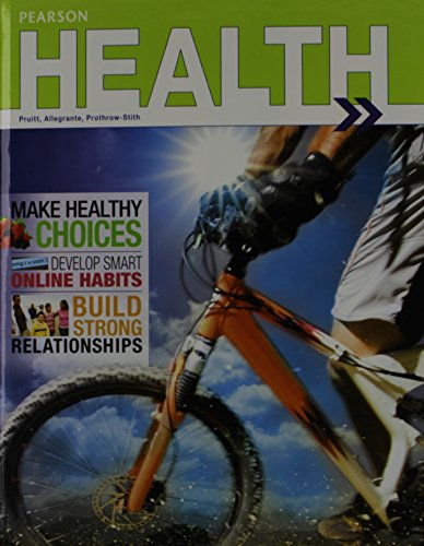 9780133270303: PRENTICE HALL HEALTH 2014 STUDENT EDITION