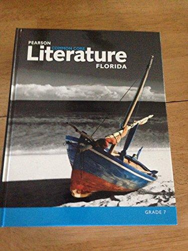 Pearson Literature Common Core Florida Grade 7: BROZO