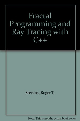 9780133272147: Fractal Programming and Ray Tracing with C++