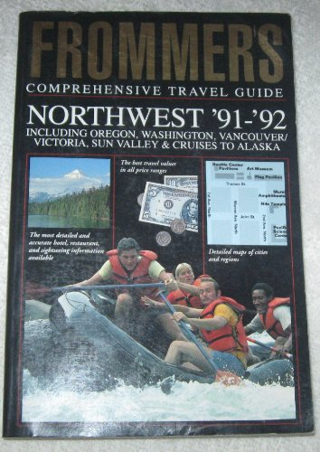 Frommer's Northwest '91-'92 (Frommer's Washington and Oregon): Springer