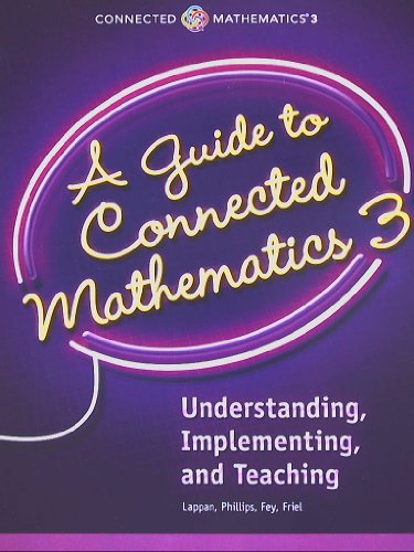 9780133274219: A Guide to Connected Mathematics 3, Understanding, Implementing, and Teaching