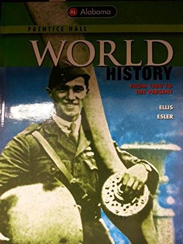 9780133274813: World History 1500 to Present