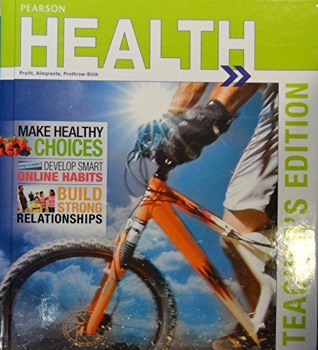 9780133275117: Pearson Health, Teacher's Edition