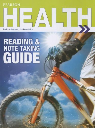 PRENTICE HALL HEALTH 2014 GUIDED READING WORKBOOK: HALL, PRENTICE