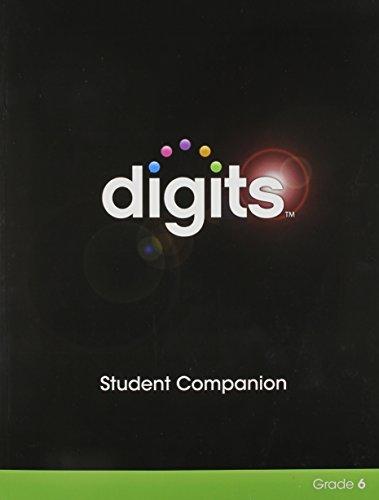 9780133276251: Digits Enhanced Student Companion Grade 6