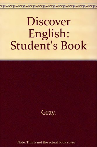 9780133276855: Discover English: Student's Book