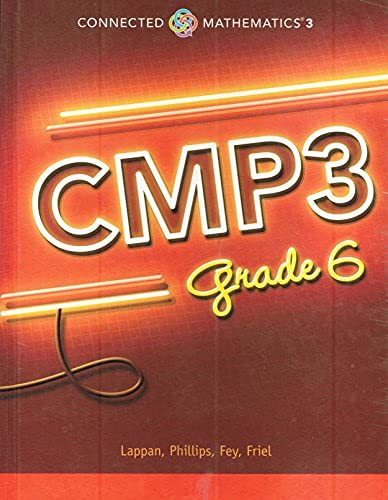 9780133278125: Connected Mathematics 3, Grade 6