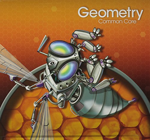 9780133281156: HIGH SCHOOL MATH 2015 COMMON CORE GEOMETRY STUDENT EDITION GRADE 9/10