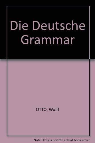 Die Deutsche Grammatik Klar Gemacht (English and: Karl Otto, Keri