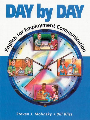 9780133282382: Day by Day: English for Employment Communication