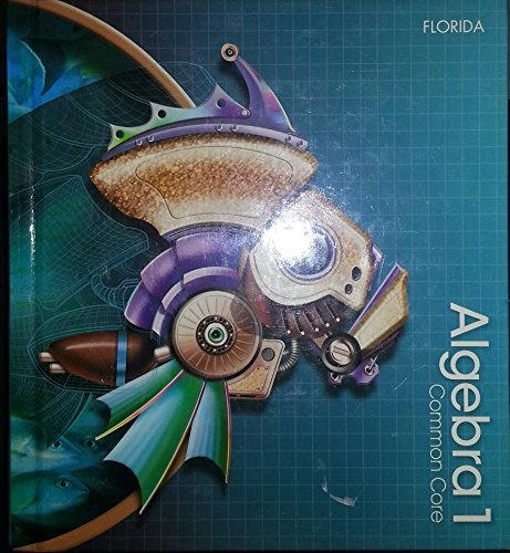 9780133283143: Algebra 1 Florida Common Core