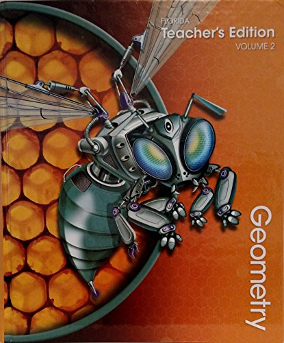 9780133283310: Pearson Geometry Teachers Edition Volume 2