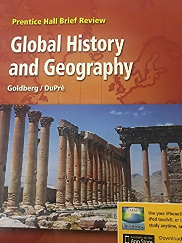 9780133287394: Global History and Geography: Brief Review