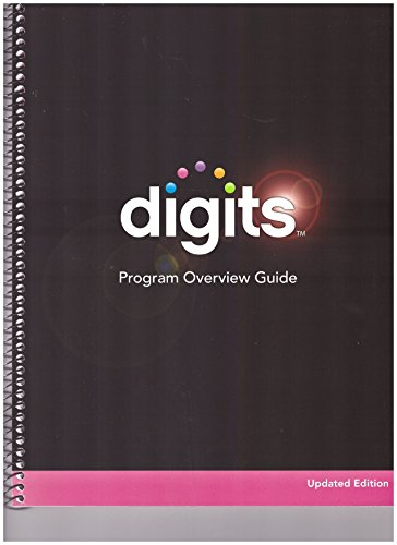 9780133291629: Digits Program Overview Guide