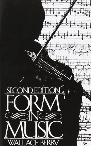 9780133292855: Form in Music (2nd Edition)