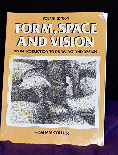 9780133294422: Form, Space and Vision: Introduction to Drawing and Design