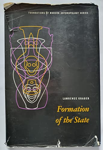9780133295085: Formation of the State (Foundations of Modern Anthropology)