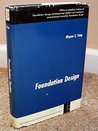 9780133298055: Foundation Design (Civil Engineering and Engineering Mechanics Series)