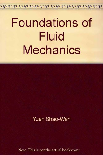 9780133298475: Foundations of Fluid Mechanics