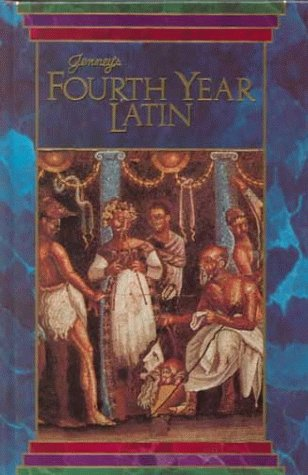 9780133298895: JENNEY'S FOURTH YEAR LATIN GRADE 8-12 TEXT 1990C