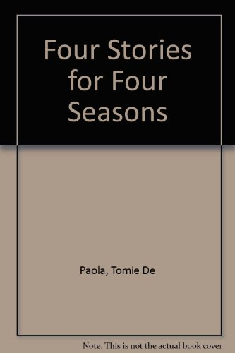 9780133301007: Four Stories for Four Seasons
