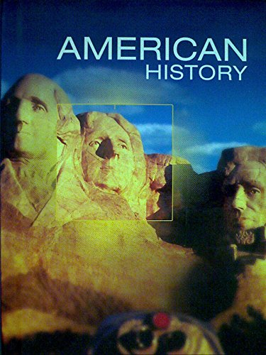 9780133307016: MIDDLE GRADES AMERICAN HISTORY 2016 STUDENT EDITION GRADE 8