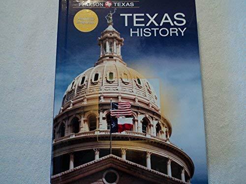 9780133309522: Texas History 7th Grade