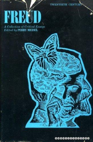 9780133314052: Freud, a Collection of Critical Essays (Twentieth Century Views)