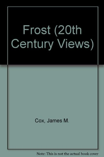9780133315127: Frost (20th Century Views)