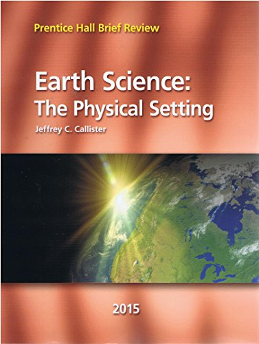 9780133315172: 2015Prentice Hall Brief Review Earth Science: The Physical Setting