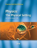 9780133315196: BRIEF REVIEW SCIENCE 2015 NEW YORK PHYSICS STUDENT EDITION GRADE 9/12