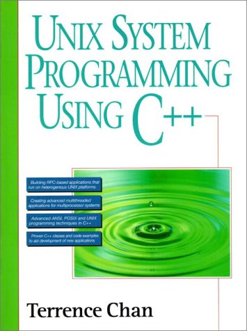 9780133315622: Unix System Programming Using C++