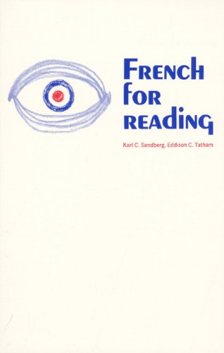 French for Reading: A Programmed Approach for: Eddison C. Tatham