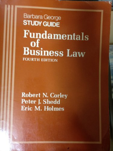 9780133318289: Fundamentals of Business Law
