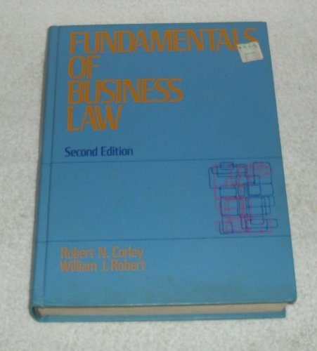 9780133319262: Fundamentals of business law