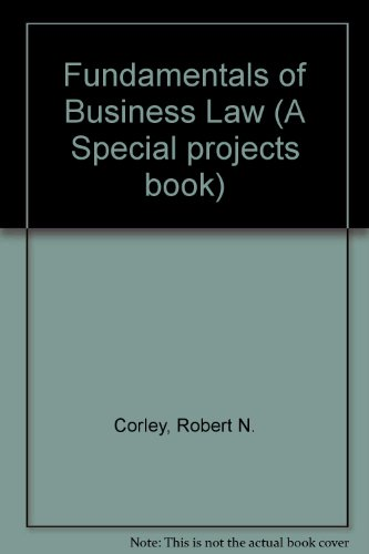 9780133321890: Fundamentals of Business Law