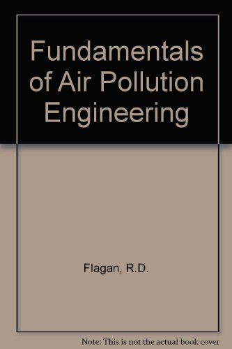 9780133325379: Fundamentals of Air Pollution Engineering
