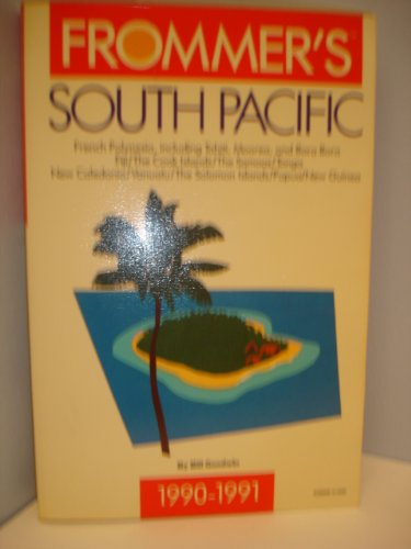 9780133326857: Frommer's South Pacific, 2nd Edition