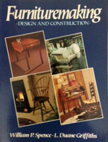 9780133330892: Furnituremaking: Design and Construction