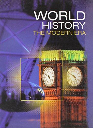 9780133332599: WORLD HISTORY 2016 MODERN STUDENT EDITION GRADE 11