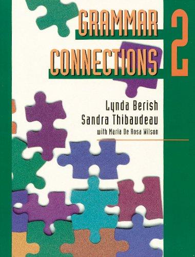 9780133332889: Grammar Connections 2