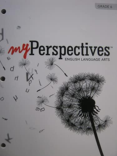 9780133338720: MYPERSPECTIVES ENGLISH LANGUAGE ARTS 2017 STUDENT EDITION GRADE 06