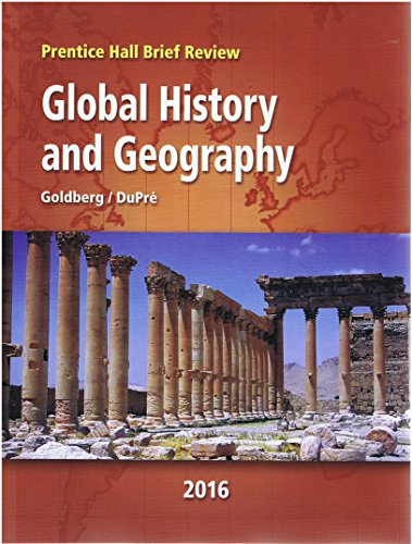 9780133342482: 2016 Prentice Hall Brief Review Global History and Geography