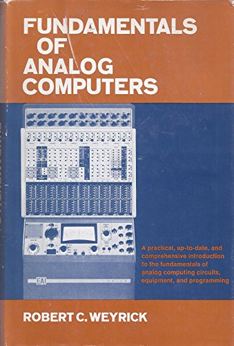 9780133343182: Fundamentals of Analog Computers (Prentice-Hall series in electronic technology)