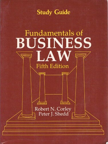 9780133343434: Fundamentals of Business Law