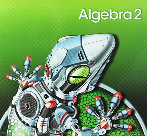 9780133345162: High School Math 2015 Algebra 2 Student Edition Grade 10/11